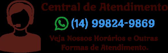 Central de Atendimento do Portal Tributário